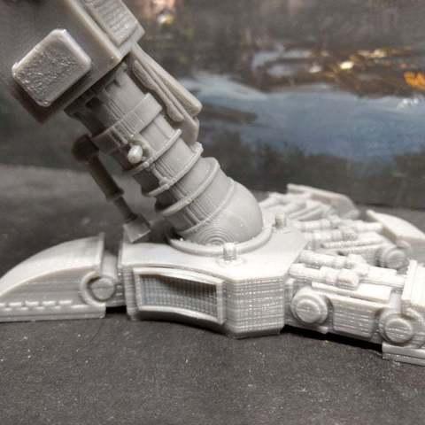 Download free 3D printing designs Piston Mount Studs, FelixTheCrazy