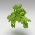 Download free 3D printer templates Cannibal Chicken Looted Broadside, FelixTheCrazy