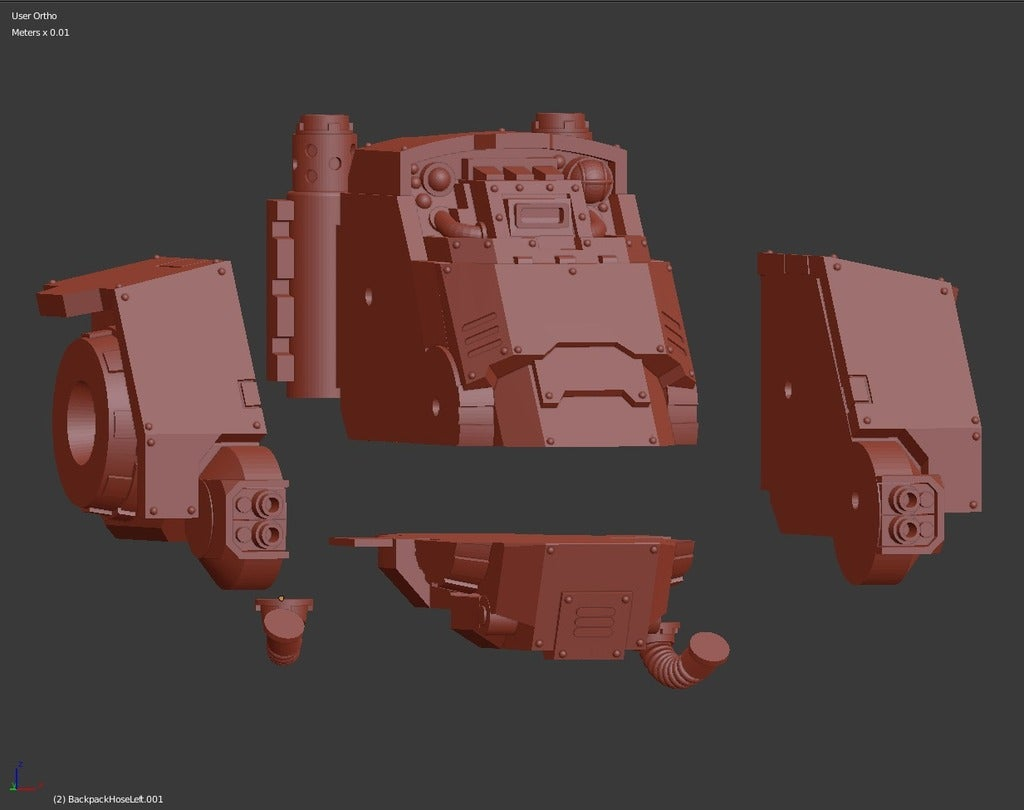 0c60b08f50d4072133f1fcdc7d883e2c_display_large.jpg Download free STL file Windup Automated Mausoleum for Nearly Dead Oversized Interstellar Jarheads • 3D printable template, FelixTheCrazy