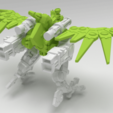 Download free 3D print files Cannibal Chicken Looted Commander, FelixTheCrazy
