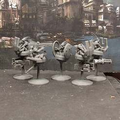 large_display_IMG_20190829_080318302.jpg Download free STL file Cannibal Chicken looted drones • Object to 3D print, FelixTheCrazy