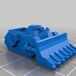 Download free 3D printing files Epic40k Gorgon, Mkhand_Industries