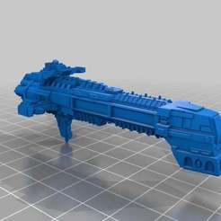 Download free STL file Mechanicus Cruisers • Model to 3D print, Mkhand_Industries