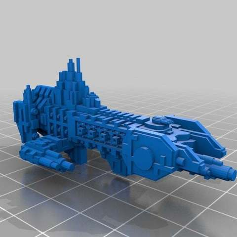 Descargar archivo 3D gratis Astartes Cruisers v2, Mkhand_Industries