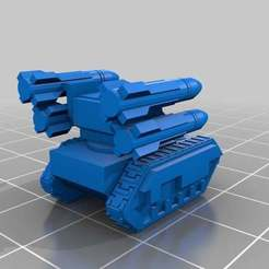 Download free 3D printer templates Epic Scale Stygies Pattern Manticore v2, Mkhand_Industries