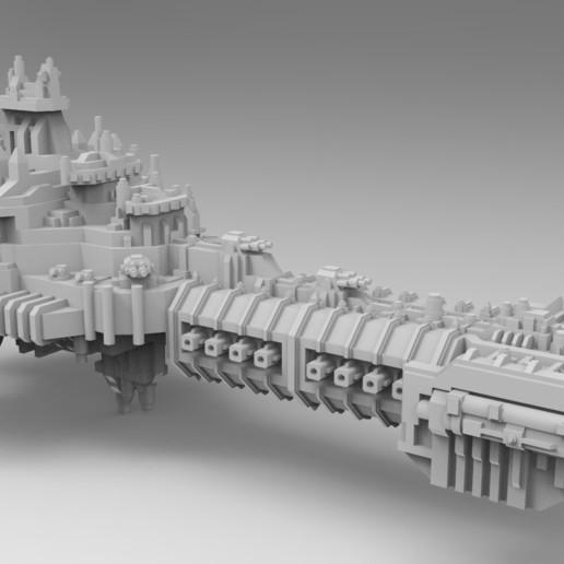 Descargar archivo STL Barcazas de combate Astartes+ • Objeto para impresora 3D, Mkhand_Industries
