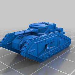 Free 3D printer files Epic Scale Malcador v2, Mkhand_Industries