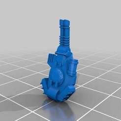 Impresiones 3D gratis Escala épica Torretas Russ Alternas, Mkhand_Industries