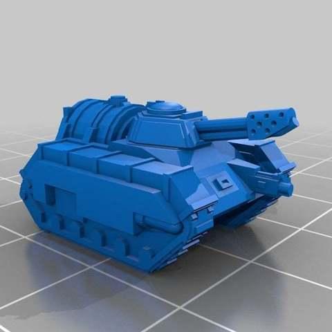 Descargar archivo 3D gratis Escala épica Patrón de Graia Hellhound, Mkhand_Industries