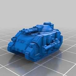 Descargar STL gratis Escala épica Deimos Predators v2, Mkhand_Industries