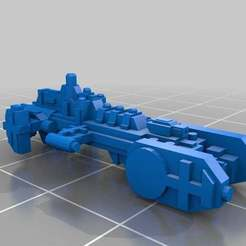 Descargar modelo 3D gratis Destructores Astartes, Mkhand_Industries