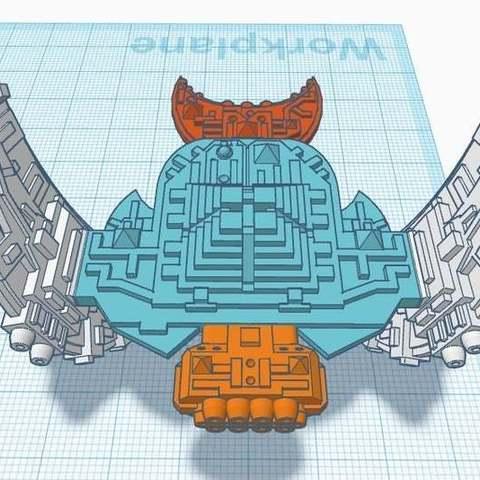Télécharger fichier impression 3D gratuit Récolteuse de linceuls Necron, Mkhand_Industries