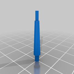 Imprimir en 3D gratis Soportes de vuelo para miniaturas, Mkhand_Industries