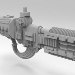 Descargar diseños 3D gratis Armadura- Portadora de la Armadura Choom-Blaster, Mkhand_Industries