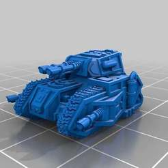 Download free 3D printer templates Epic Scale Carnodon v2, Mkhand_Industries