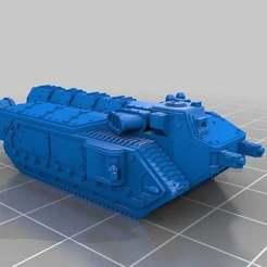 Descargar Modelos 3D para imprimir gratis Escala épica Crassus v2, Mkhand_Industries