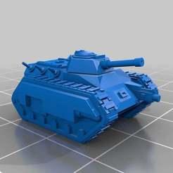 Descargar diseños 3D gratis Escala épica Quimera IFV v2, Mkhand_Industries