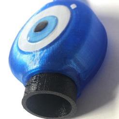 Download 3D printer files Coupling for bong nozzles / silicone rubber shisha, ramoon115