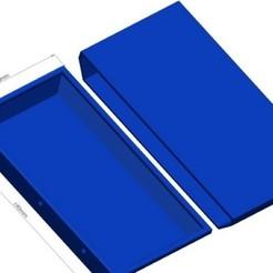 Download 3D printing templates secret compartment - floating shelf ledge - secret compartment - floating shelf, kazumi