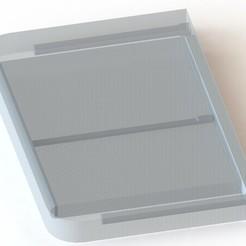 ESTANTE FLOTANTE SECRETO C.JPG Download STL file secret compartment - floating shelf ledge - secret compartment - floating shelf • Model to 3D print, kazumi