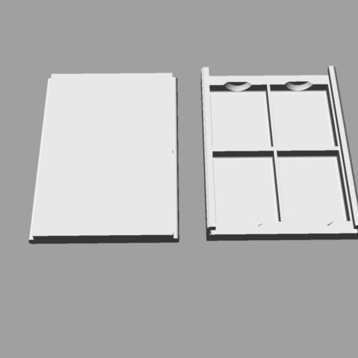 Impresiones 3D gratis porta tarjetas SD, mauricioft