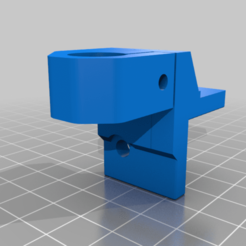 Z_Axis_Linear_Rail_Bracket_tall-_Left_modded_long.png Download free STL file Hypercube z shaft clamp for 12 mm z axis 2020 profile Long version • 3D printer design, cntrcn89