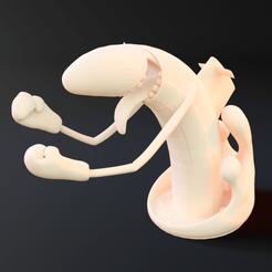 4K 1.png Download STL file SubShark • 3D printable model, Nousagi