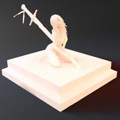 1.jpg Download STL file Girls • 3D printable template, Nousagi