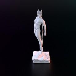 Impresiones 3D gratis Fraktal Demon (Libre), Nousagi