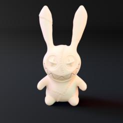 4K 1.png Download STL file Nebular Rabbit • 3D printer model, Nousagi