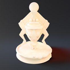 1.jpg Download STL file The Dukegypsian • 3D printing object, Nousagi