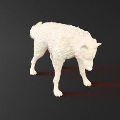 Télécharger fichier imprimante 3D gratuit The Wolf, Nousagi