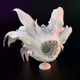 4K 1.png Télécharger fichier STL gratuit Gobeur de Planetes • Plan pour imprimante 3D, Nousagi