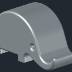 suport telefon.png Télécharger fichier STL Support téléphonique • Objet imprimable en 3D, coman_daniela_simona