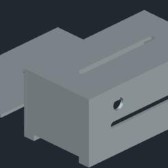 Download 3D printer files Tissue box, coman_daniela_simona