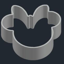 Télécharger fichier 3D Formulaires Minnie Mouse, coman_daniela_simona
