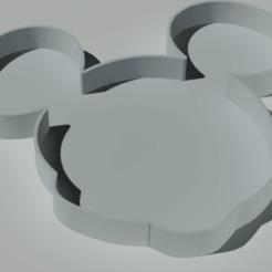 Télécharger fichier STL Mickey souris forme, coman_daniela_simona