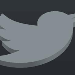 Download 3D printing designs Bird form, coman_daniela_simona