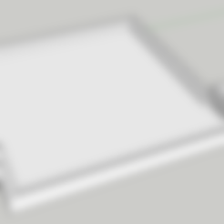 Download free STL file Base for Ant Nest V2, devilsnipple