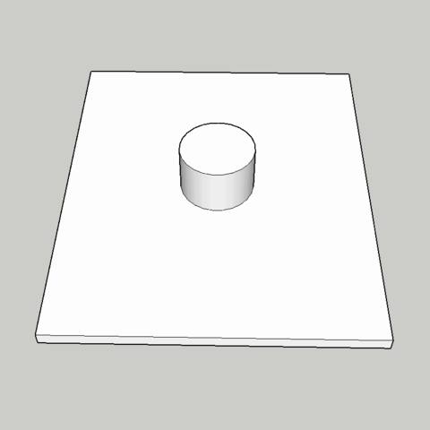 Download free 3D model Lid for Small Ant Outworld/Feeding Area, devilsnipple