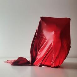 Télécharger plan imprimante 3D La femme invisible, extreme3dprint