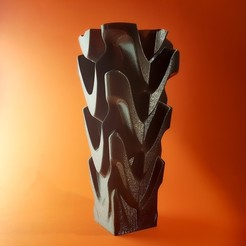 Download free STL file VASE 26, extreme3dprint