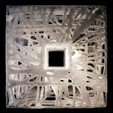 Download free 3D printing models Spider's web Cube, extreme3dprint