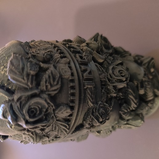 Télécharger fichier imprimante 3D Boite Halloween baroque, lionelmalerba