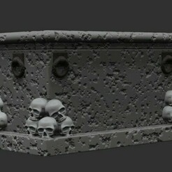 alter-render.jpg Download STL file Sacrificial Alter Dice Box. • 3D print template, oldman3d