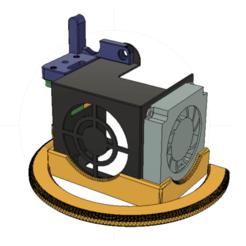 Download free 3D printer templates REMIX of Ender Cob LED ring Light, 3dxcub3