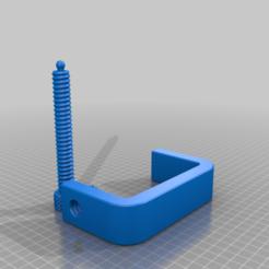 Télécharger fichier STL gratuit Super Clamp ajustable 120 • Plan imprimable en 3D, MakerBlubb