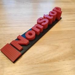 Imprimir en 3D gratis parada de puerta NonStop, MakerBlubb