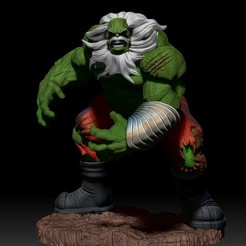 Download 3D printing designs hulk maestro, dimka134