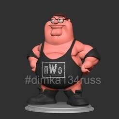 ZBrush Documentu.jpg Télécharger fichier STL Famille Guy • Objet à imprimer en 3D, dimka134russ